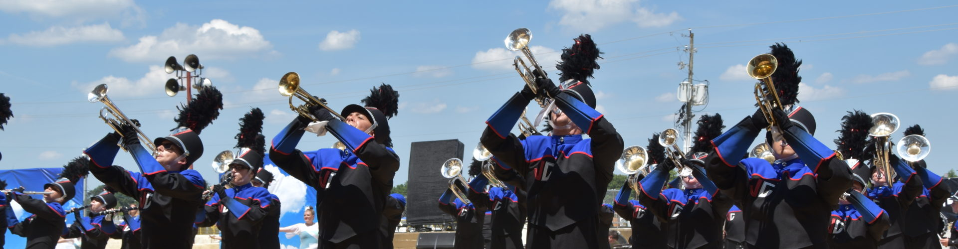 Jay County Marching Patriots